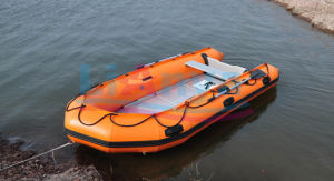 Liya Inflatable Rubber Boat Hypalon for Sale 2.7m pictures & photos