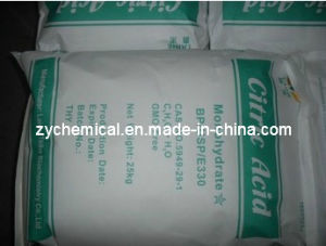 C6h8o7, Citric Acid Anhydrous / Monohydrate 99.5-101.0%, (30-100mesh) pictures & photos