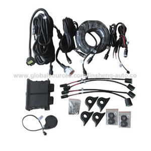 Heavy-Duty Trucks Parking Sensor with Buzzer 4 Sensors pictures & photos