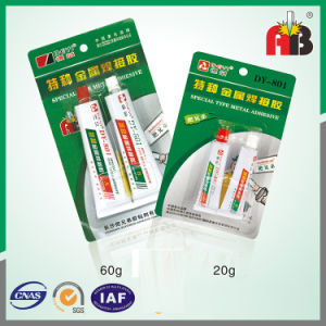 Modified-Acrylic Adhesive for Metal (DY-801) pictures & photos