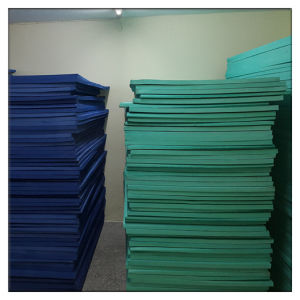 EVA Compressed Foam for Boxing Gloves Making pictures & photos