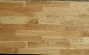 3-Strip 3-Layer Ash Engineered Wood Flooring