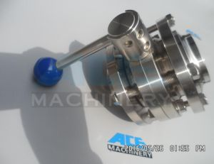 Sanitary Food Grade Butterfly Valve (ACE-DF-GH) pictures & photos