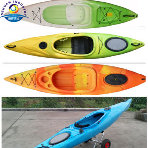 Single Sit-in Kayak with Mixed Colors (DH-GK14)