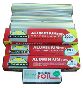 Food Packaging Aluminium Foil Alloy 8011 (PAF-01)