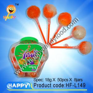 Yogurt Lollipop/Yogurt Candy/Yogurt Lollipop Candy (HF-L149)