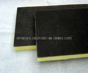 Waterproof Fiberglass Black Roofing Surface Mat Tissue for Acoustical Material pictures & photos