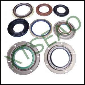 NBR Viton Silicone Rubber Material Oil Seal pictures & photos