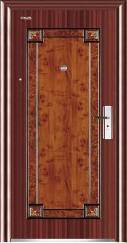 Popular Steel Security Door (B16G)