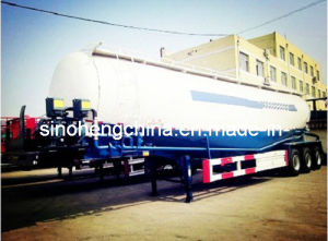 15cbm-30cbm Heavy Duty Bulk Cement Tanker Semi Trailer for Truck pictures & photos