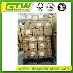 Italy Quality Kiian Hi-PRO Dye Sublimation Ink for Wide-Format Inkjet Printer pictures & photos