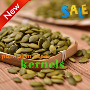 2016 New Crop Chinese Green Pumpkin Seed Kernel