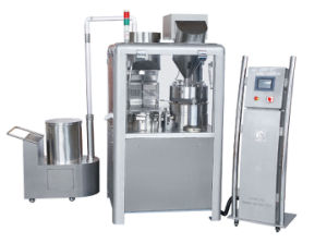 Auto Capsule Filling Machine (NJP-2000)