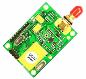 Wireless Serial Port RF Transmitter Receiver Module Hr-1103 pictures & photos