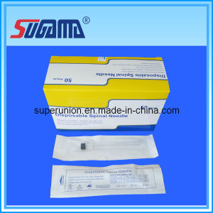 CE/FDA/ISO Approved Spinal Needle Pencil Point pictures & photos