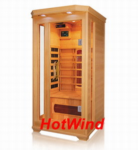 2016 Far Infrared Sauna Room Home Sauna for 4 People (SEK-C4) pictures & photos