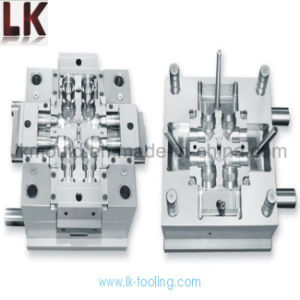 Precision Mould Making and Plastic Injection Moulding for Pipe Fitting pictures & photos