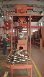 Pipe Shot Blasting Machine for Cleaning Pipe pictures & photos