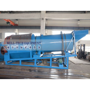 Gold Ore Washing Scrubber Plant (RXT) pictures & photos