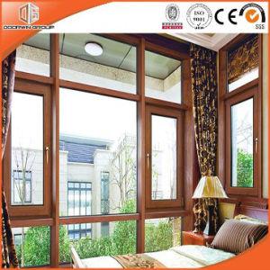 Aluminum Clad Solid Pine Wood Tilt & Turn Window Casement Window, Aluminum Alloy Clad Solid Oak Wood pictures & photos