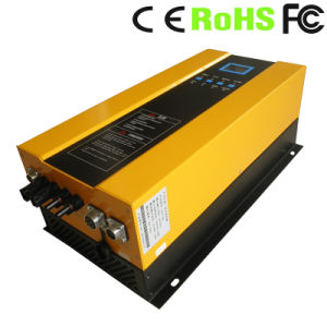 Solar Pump System Inverter with GPRS, VFD, MPPT Modules (SGY15KH) pictures & photos