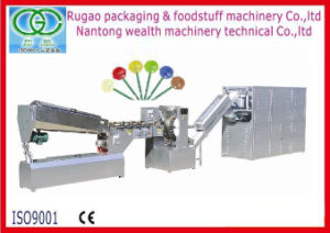 Sell Lollipop Making Machine/Lollipop Production Line pictures & photos