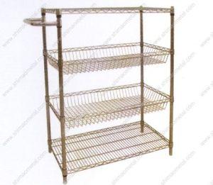 Wire Basket Shelf
