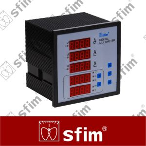 Sfdb Series Programmalbe Digital Combined Meter pictures & photos