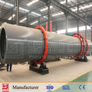ISO, CE Approved Silica Sand Rotary Dryer pictures & photos
