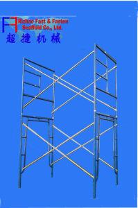 Scaffolding Walk Thru Frame (FF-635A) pictures & photos