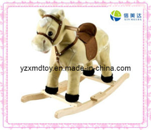 Rocking Horse Plush Toy for Kids pictures & photos
