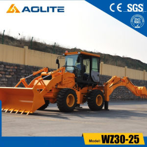 4WD Backhoe Wheel Loader Wz30-25 with 2500kg for Sale pictures & photos