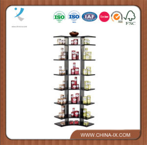 Floor Standing Tower Contour Display Rack pictures & photos