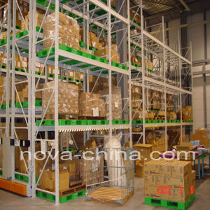 Heavy Duty Movable Warehouse Racking pictures & photos