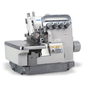 Super High-Speed Overlock Sewing Machine pictures & photos