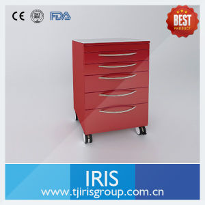 Mobile Dental Cabinet Moveable Furniture for Dental Clinic
