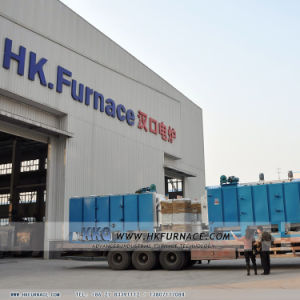 Bogie-Hearth Tempering Electric Furnace with Ce pictures & photos