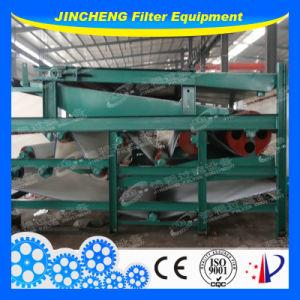 Belt Filter Press in Sludge Dewateing Process (DY1000)