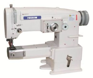 Cylinder Bed Unison Feed Zigzag Sewing Machine pictures & photos