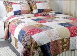 100% Cotton Bedding Set (HK-1981)