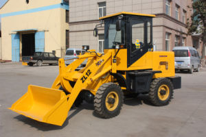 Mini Wheel Loader Lq915 Hydrualic& Mechanical& Joystick Control pictures & photos