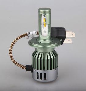 High Beam Low Beam H4 42W Mini Auto LED Headlight pictures & photos