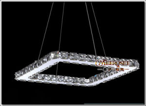 LED Square Crystal Pendant Decorative Lamp Md8911