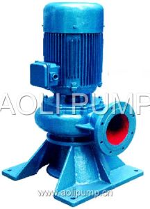 LW Vertical Sewage Pump pictures & photos