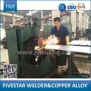 3 Phase Seam Welder with Water Cooling for Transformer Panel Radiator Production pictures & photos