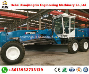 Motor Grader Parts with Cheap Price 150HP Motor Grader in Blue Color pictures & photos