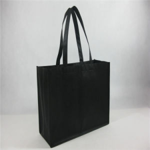 Non Woven Handle Bag, with Custom Design/Size and Logo Imprint (MECO133) pictures & photos
