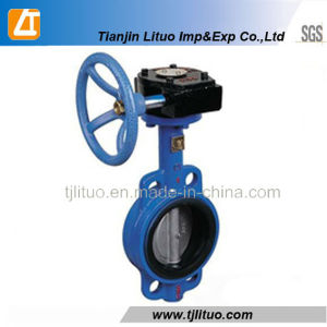 Top Quality Guranteed Butterfly Valves Made in China pictures & photos
