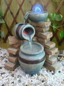 Outdoor Fountain (TM6041)