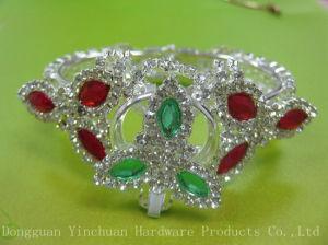 Rhinestone Bangle Bracelet (YCW003)